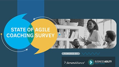 Related Article: Introducing the State of Agile Coaching Survey