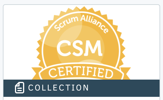 Collection - Scrum Mastery: Building Blocks for Success