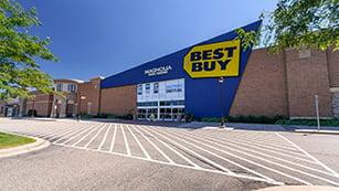 Image of Best Buy Canada.